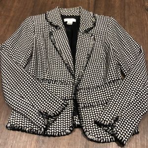 White House|Black Market Tweet Blazer {Sz. 8}